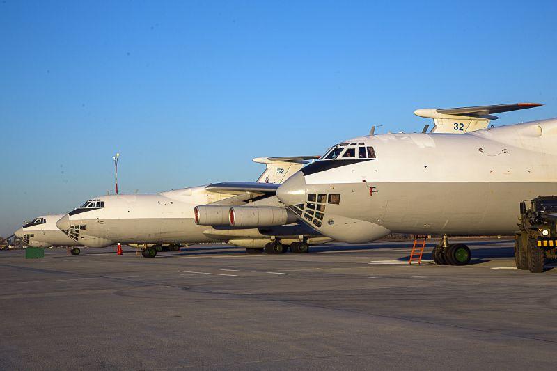 «Ильюшин» может модернизировать индийские Ил-76 и локализовать производство пассажирских самолетов