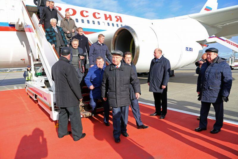 Special flight detachment aircraft «Russia»    | OJSC